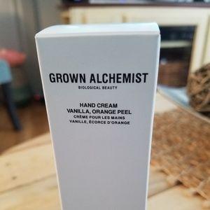 Grown Alchemists hand cream